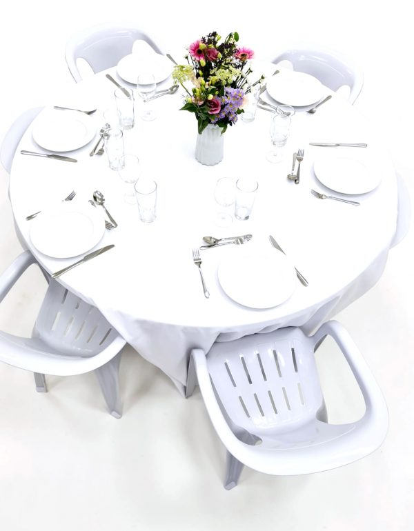 White Patio Chair Party Furniture