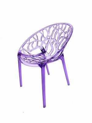 Purple Umbria Tree Forest Chairs for Cafe's, Bistros or Home - BE Furniture Sales