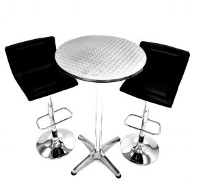 High Table & Stool set