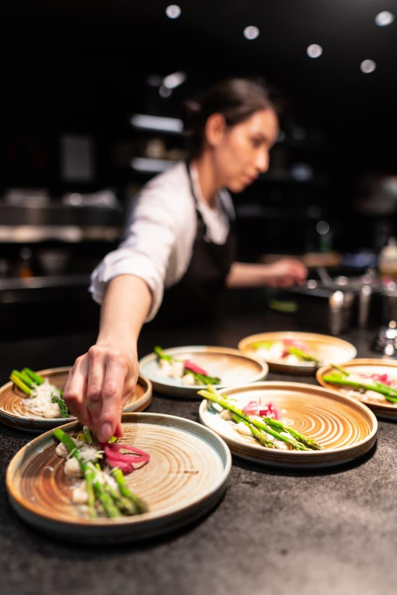 Open Kitchen - Restaurant Interior Design Trends 2021 - BE Furniture Sales
