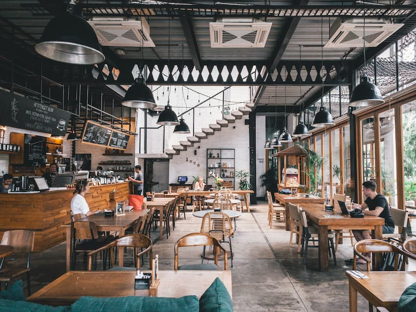 Restaurant & Food Trends Post COVID - BE Furniture Sales
