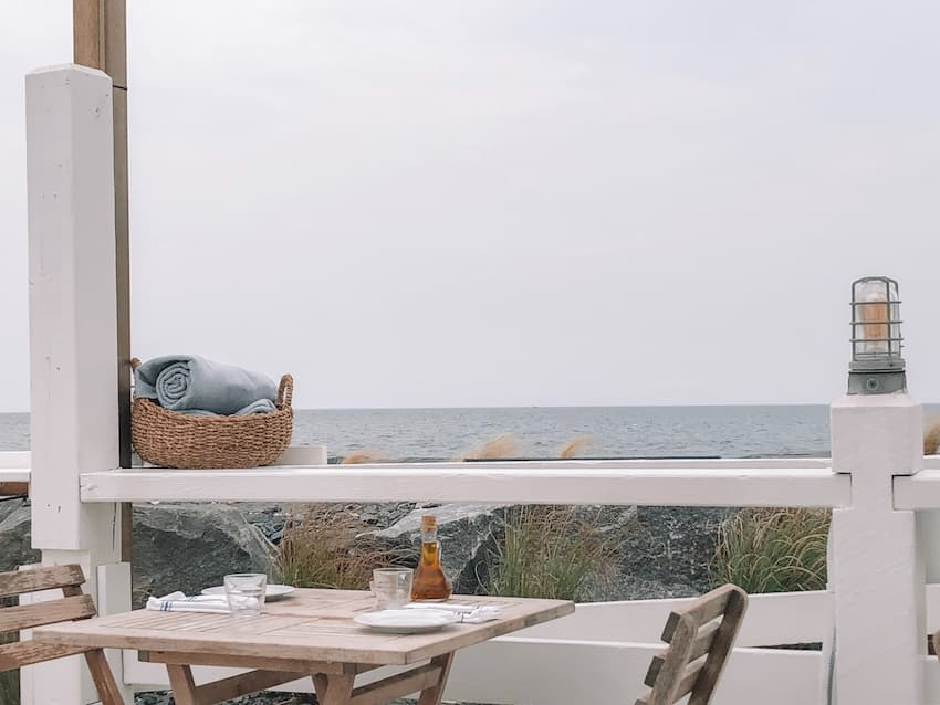 Balcony Living Ideas - BE Furniture Sales